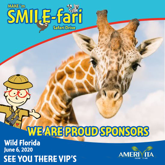 Make'm Smile-fari Sponsored by Amerivita Home Health Care